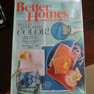 Other - 10 issue Better Homes @ Garden 2016